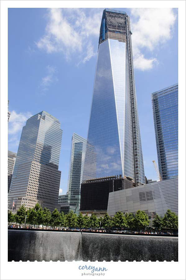 Freedom Tower New York Memorial images
