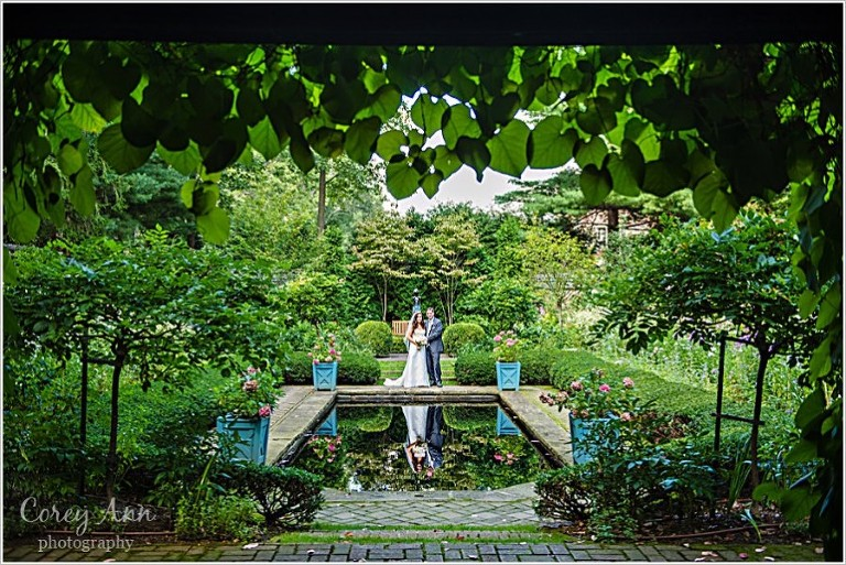 Cortney and Adam\'s Wedding at Stan Hywet Hall & Gardens in Akron ...