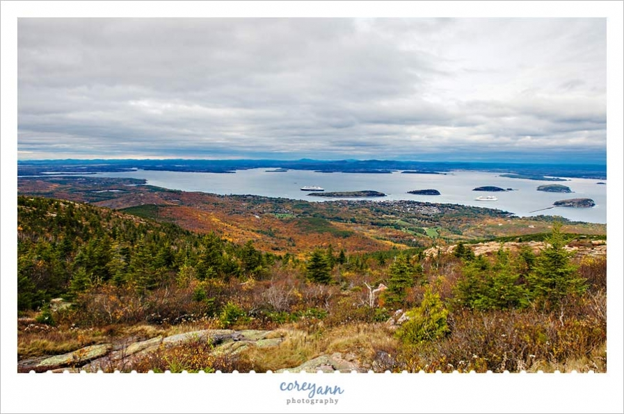 Acadia National Park Without A Car