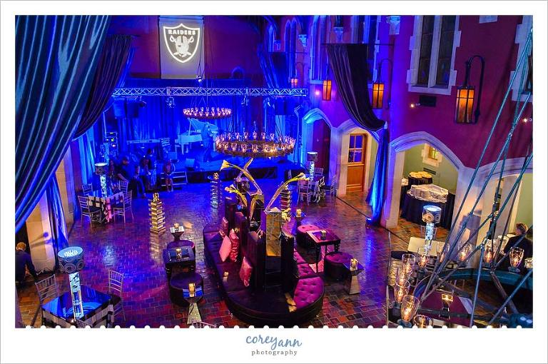 tim brown pro football hall of fame enshrinement party