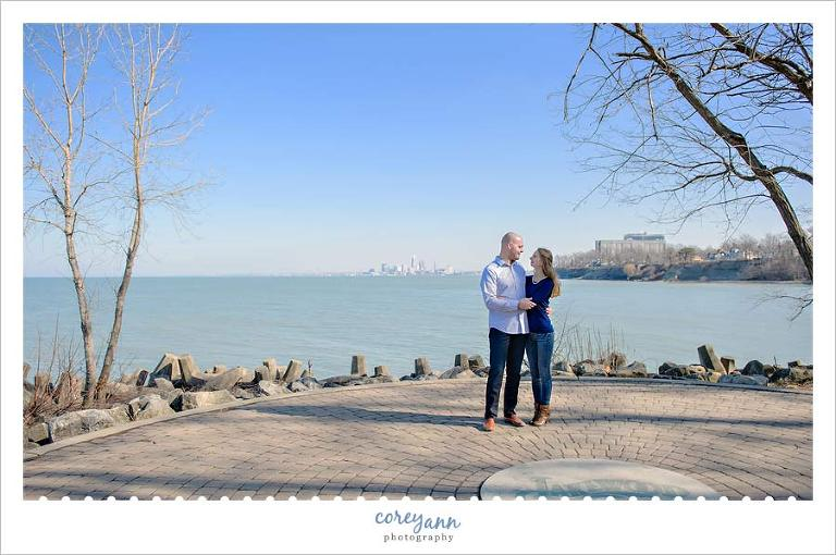 Lakewood Ohio Engagement Session