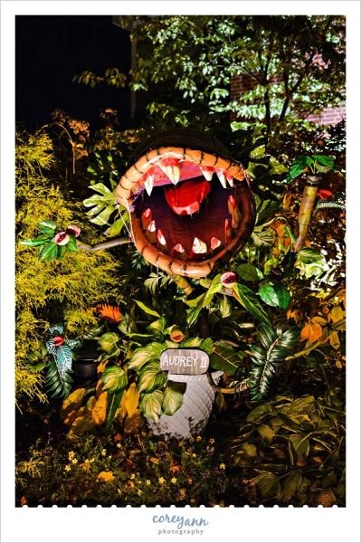 Audrey Venus Fly Trap Halloween Decoration