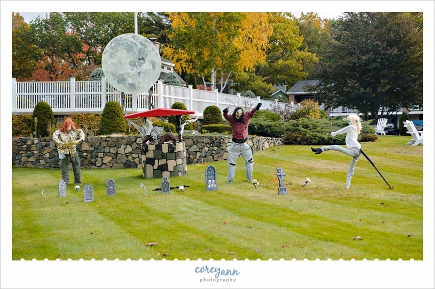 Juniper Hill Scarecrow Entry for Ogunquitfest