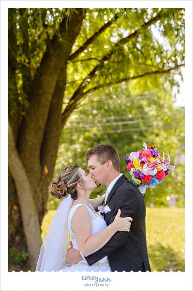 North Olmsted Wedding Picture in Ohio
