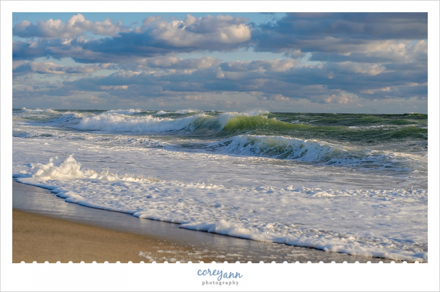 Madaket Beach Waves