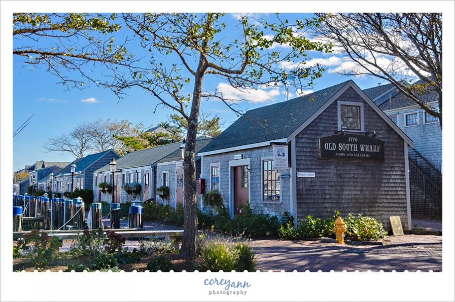 Old South Wharf on Nantucket