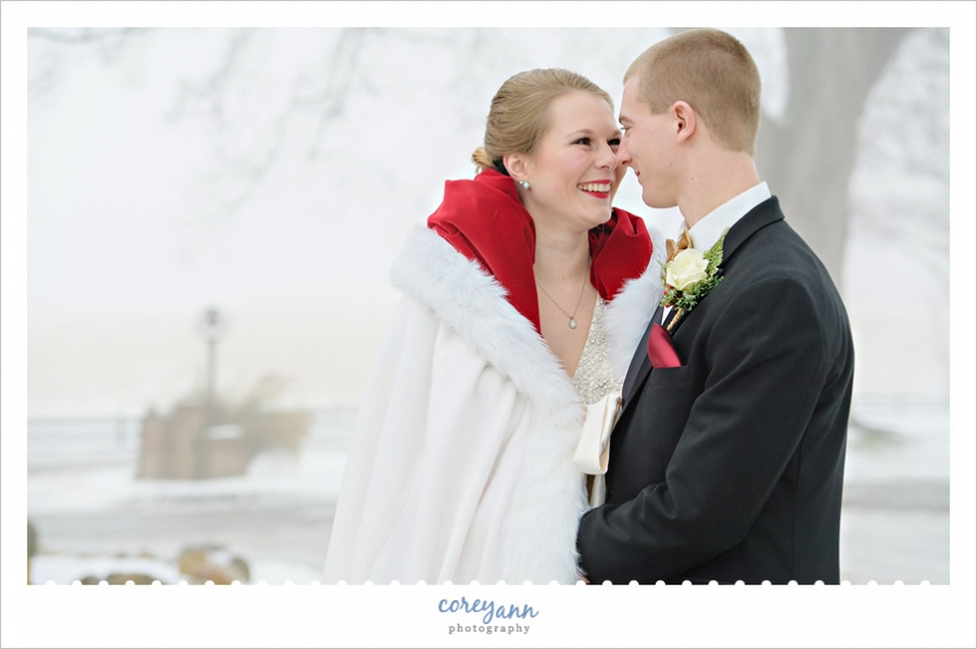 Brookside Farms Wedding in December