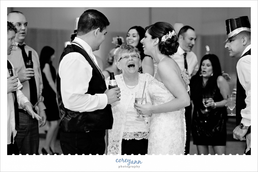 Bayfront Convention Center Wedding Reception