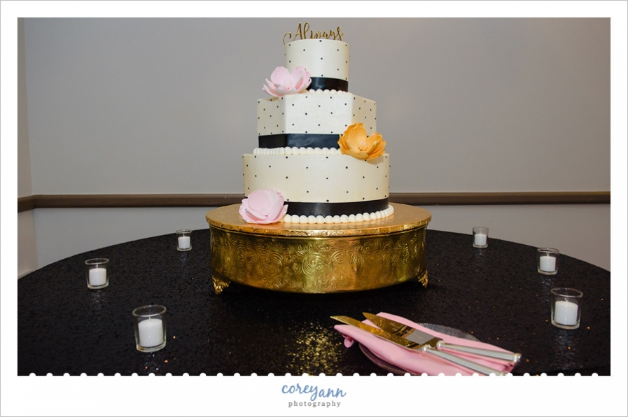 Michael Angelo Wedding Cake