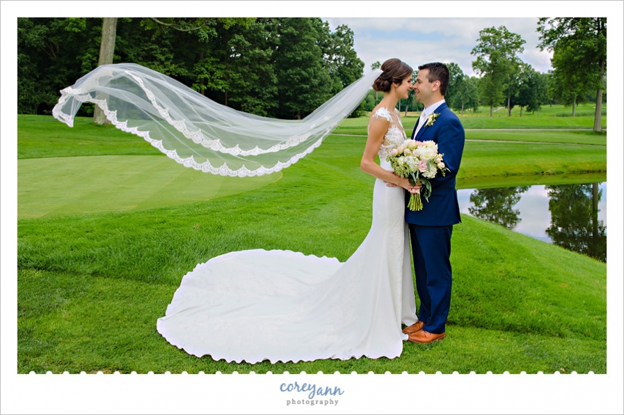 Wedding Pictures at Firestone Country Club