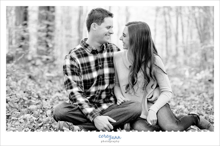Octagon Shelter Engagement Session