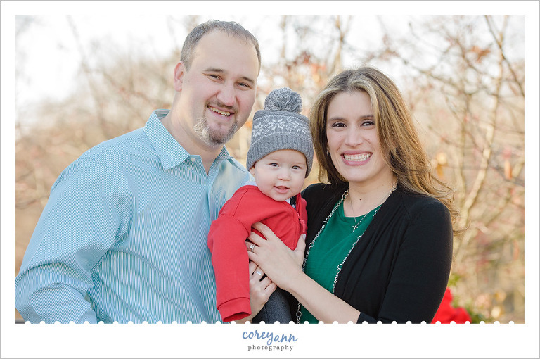 Chagrin Falls Family Session in Ohio