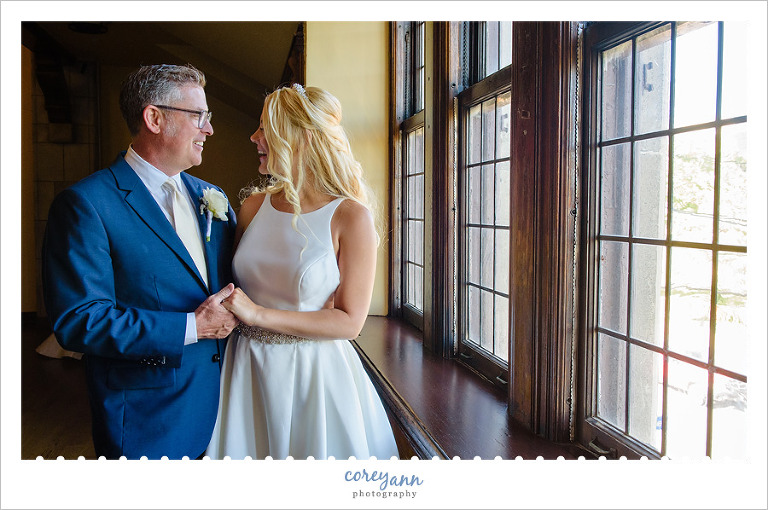 July Wedding at Tudor Arms Hotel