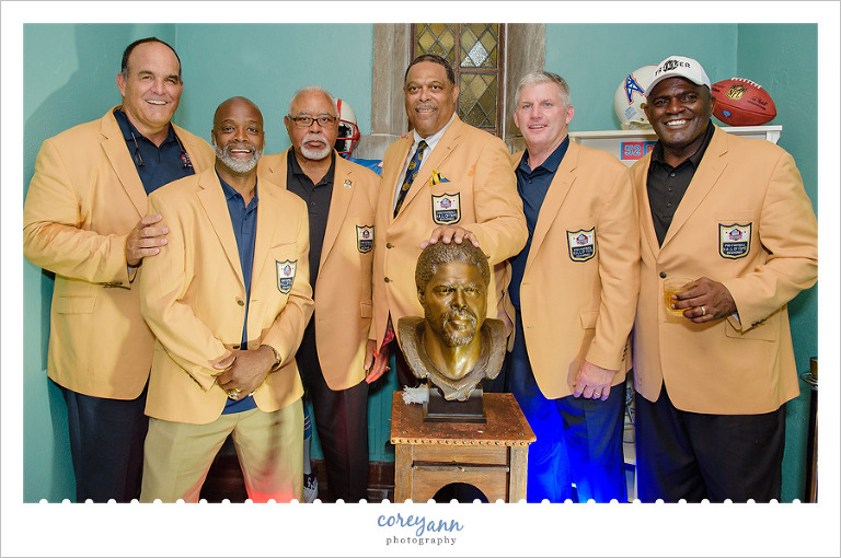 Robert Brazile Football Hall of Fame