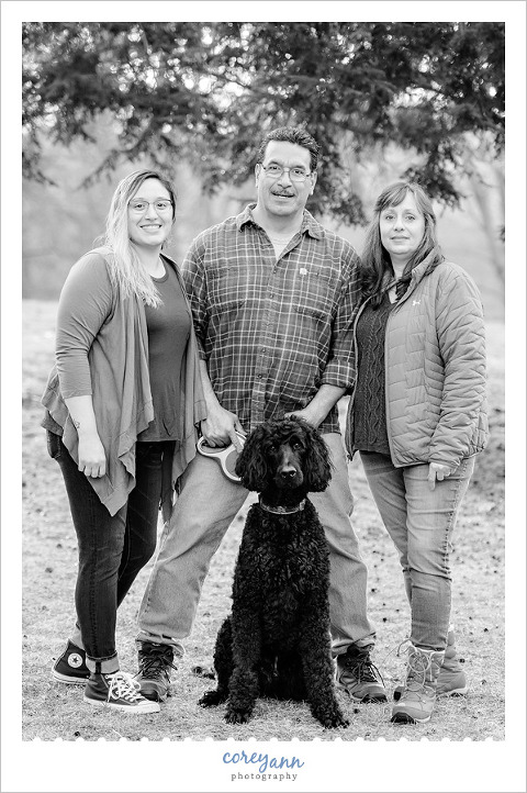 Canton Family with Pet Portrait