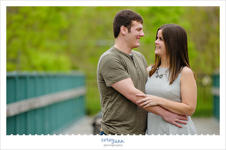 Cuyahoga Falls Engagement Session