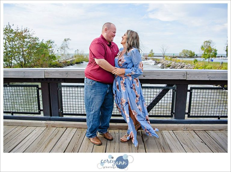 wildwood park engagement session ohio